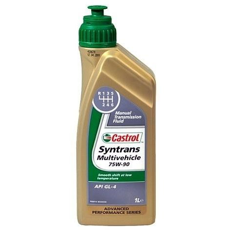 Castrol Syntrans Multivehicle 75W-90 1л