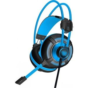 фото Acme AULA Spirit Wheel Gaming Headset Black-Blue (6948391232089)