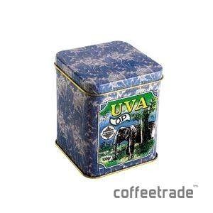 фото Mlesna Чай черный листовой Uva мет. кор. 100г 08-017/598