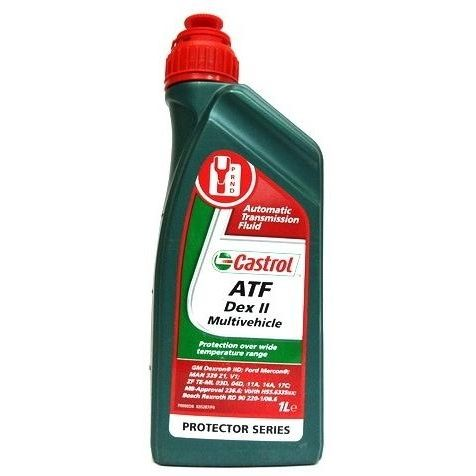 Castrol ATF Dex II Multivehicle 1л