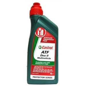 фото Castrol ATF Dex II Multivehicle 1л