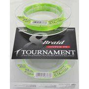фото Daiwa Tournament 8 Braid Сhartreuse (0.10mm 135m 6.6kg)