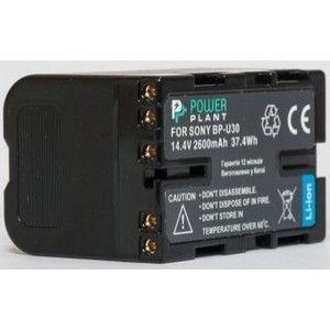 фото PowerPlant Aккумулятор для Sony BP-U30 (2600 mAh) - DV00DV1351