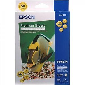 фото Epson Premium Glossy Photo Paper (SC13S041875BG )