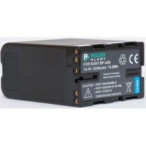 фото PowerPlant Aккумулятор для Sony BP-U60 (5200 mAh) - DV00DV1352