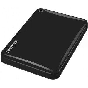 фото Toshiba Canvio Connect II 3TB USB3.0/Black (HDTC830EK3CA)