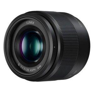фото Panasonic H-H025E 25mm f/1.7