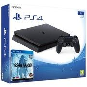фото Sony PlayStation 4 Slim (PS4 Slim) 1TB + Rise of The Tomb Rider