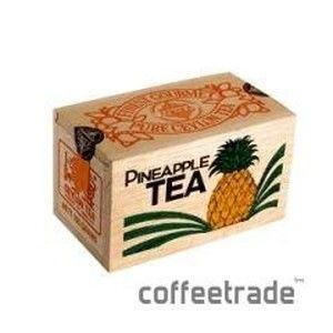 фото Mlesna Чай зелёный листовой Pineapple дерев. кор. 100г 04-002