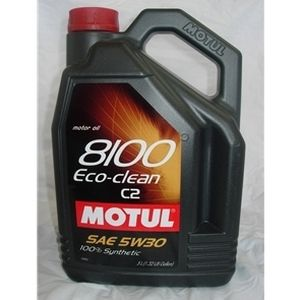 фото Motul 8100 Eco-clean 5W-30 5л