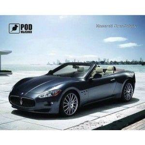 фото PODMЫSHKU Maserati GranCabrio