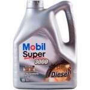 фото Mobil Super 3000 Diesel 5W-40 4л