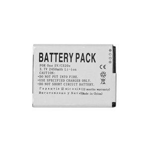 фото PowerPlant Аккумулятор для HTC T528W (2450mAh) - DV00DV6202