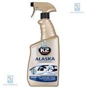 фото K2 Car Размораживатель стекла Alaska 700 мл K607