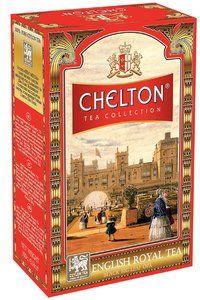 """фото Английский Королевский чай ТМ """"CHELTON"""" (крупный лист OP)"""