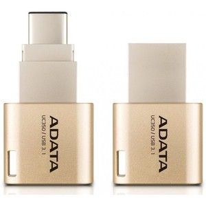 фото ADATA 32 GB UC350 Gold (AUC350-32G-CGD)