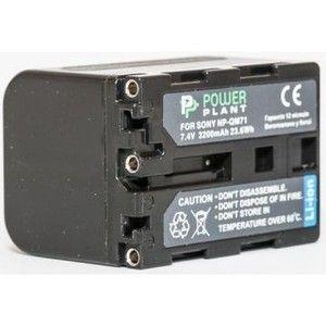 фото PowerPlant Aккумулятор для Sony NP-FM70/QM71 (3200 mAh) - DV00DV1029