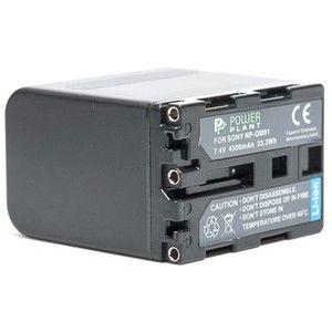 фото PowerPlant Aккумулятор для Sony NP-FM90/QM91 (4500 mAh) - DV00DV1030