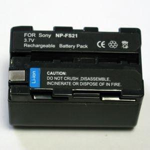 фото PowerPlant Aккумулятор для Sony NP-FS21 (3000 mAh) - DV00DV1024