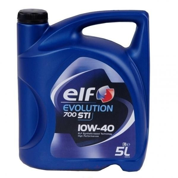 Elf EVOLUTION 700 STI 10W-40 5л