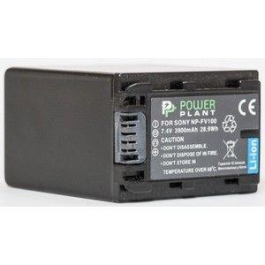 фото PowerPlant Aккумулятор для Sony NP-FV100 (3900 mAh) - DV00DV1271