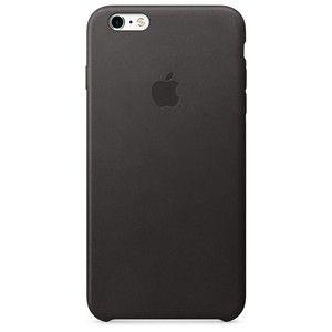 фото Apple iPhone 6s Plus Leather Case - Black MKXF2