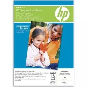 фото HP Everyday Semi-gloss Photo Paper-100 (Q2510A)