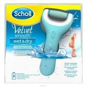 фото Scholl Velvet Smooth Wet & Dry