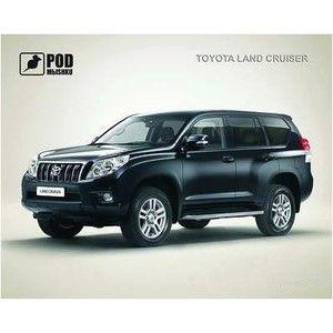 фото PODMЫSHKU Toyota Land Cruiser