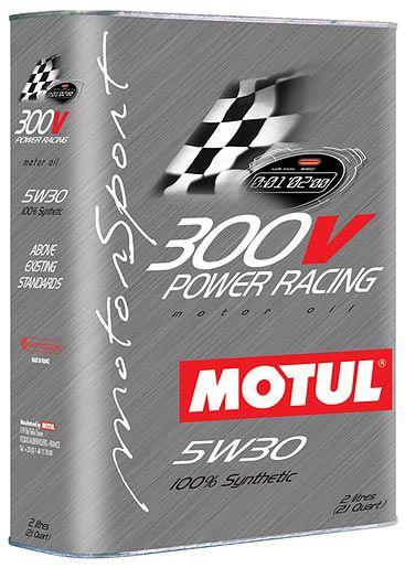 Motul 300V Power Racing 5W-30 2л