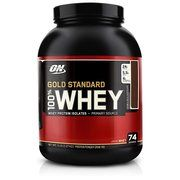 фото Optimum Nutrition 100% Whey Gold Standard 2273 g
