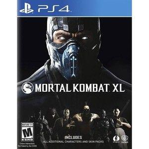 фото Mortal Kombat XL (PS4)