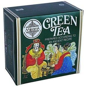 фото Mlesna Зеленый чай в пакетиках арт. 02-029 100г