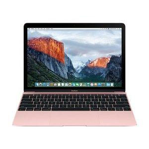 "фото Apple MacBook 12"" Rose Gold (Z0TE00025) 2016"