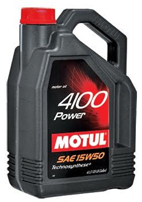 Motul 4100 Power 15W-50 5л