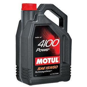 фото Motul 4100 Power 15W-50 5л