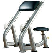 фото Pulse Fitness 785G Preacher Curl Bench