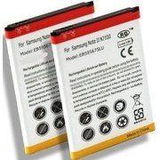 фото PowerPlant Аккумулятор для Samsung GT-N7100 Galaxy Note II (2400 mAh) - DV00DV6111