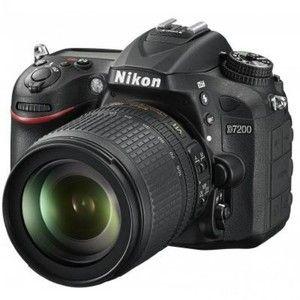 фото Nikon D7200 kit (18-105mm VR)