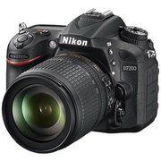 фото Nikon D7200 kit (18-140mm VR)