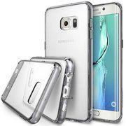 фото Ringke Fusion Samsung Galaxy S6 Edge Plus Smoke Black (170918)