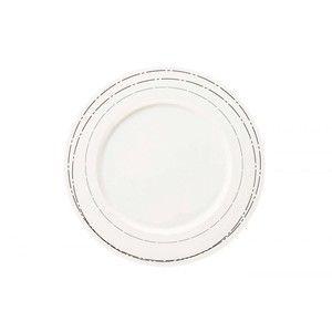фото ASA Selection Тарелка обеденная ASA A table Argent с ободком 19552013