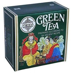 фото Mlesna Зеленый чай Жасминовый в пакетиках арт. 02-043 100г