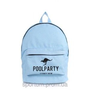фото Poolparty backpack-the one / kangaroo-blue