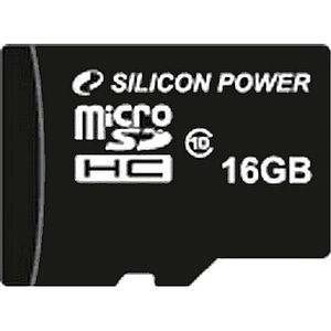 фото Silicon Power 16 GB microSDHC Class 10 SP016GBSTH010V10