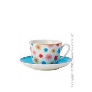 фото Villeroy&Boch Чашка с блюдцем Villeroy & Boch коллекция Lina, Aqua (1041121290)