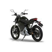 фото Електричний мотоцикл SuperSoco Black