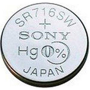 фото Батарейка Sony SR716SWN-PB