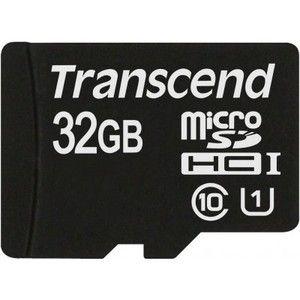 фото Transcend 32 GB microSDHC UHS-I Premium TS32GUSDCU1