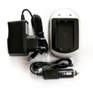 фото PowerPlant Зарядное устройство для Canon BP-110 - DV00DV2320